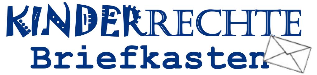 Logo Kinderrechte Briefkasten