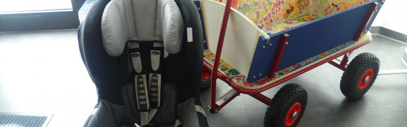 Kindersitzverleih